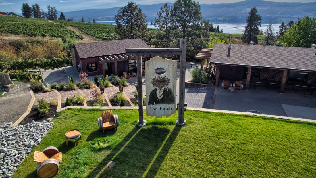 The Okanagan Valley flows with quirky charm