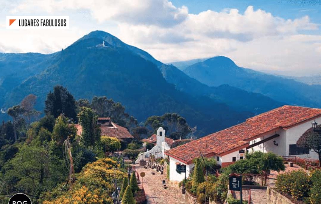 Bogota for Delta Sky