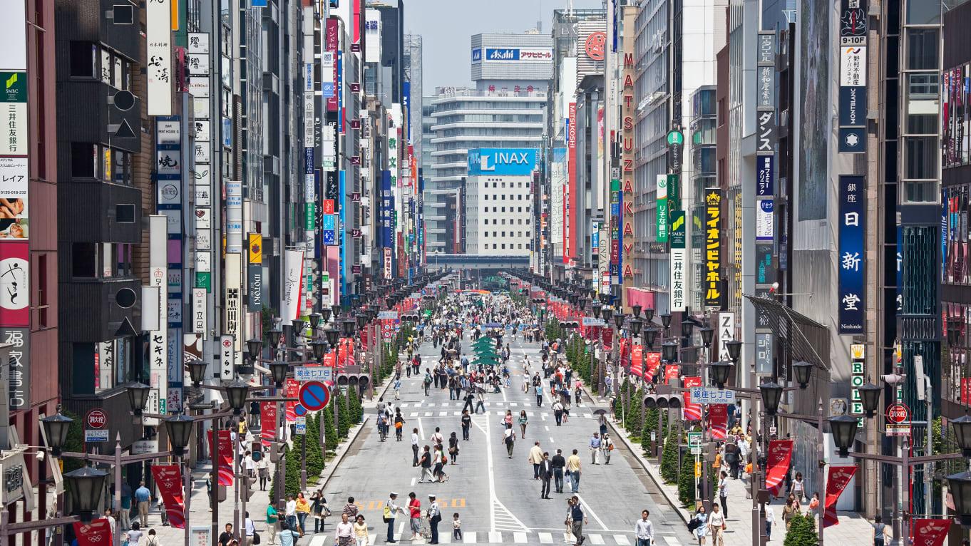 Ginza, Tokyo's Best Hidden Spots | The Daily Beast