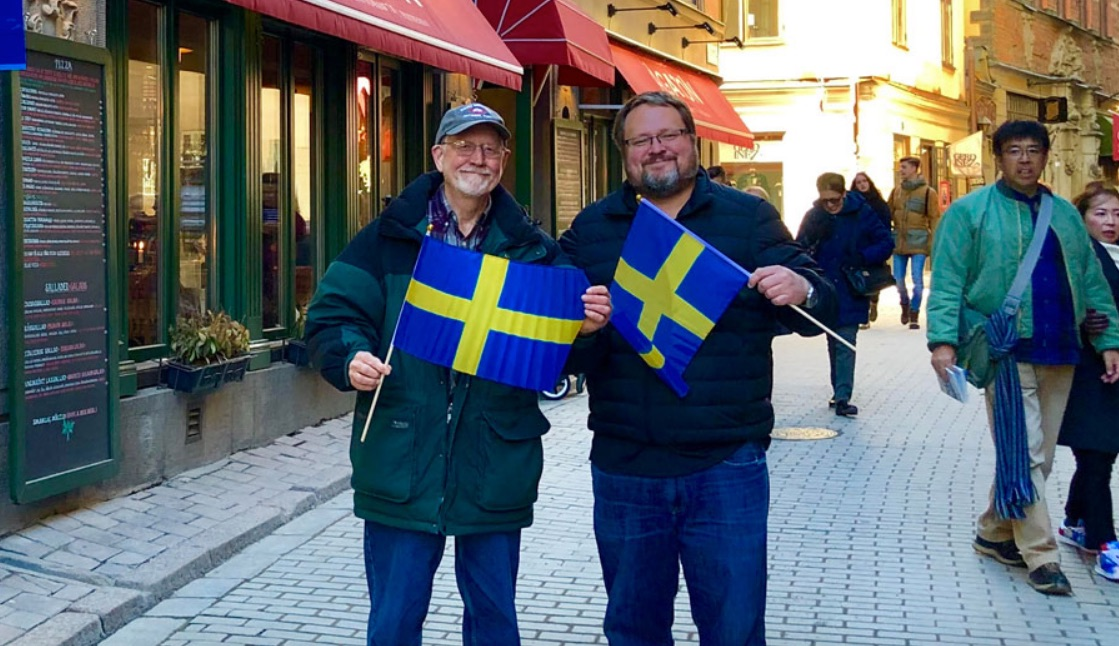 Reconnecting with my Scandinavian Roots | Tim Johnson
