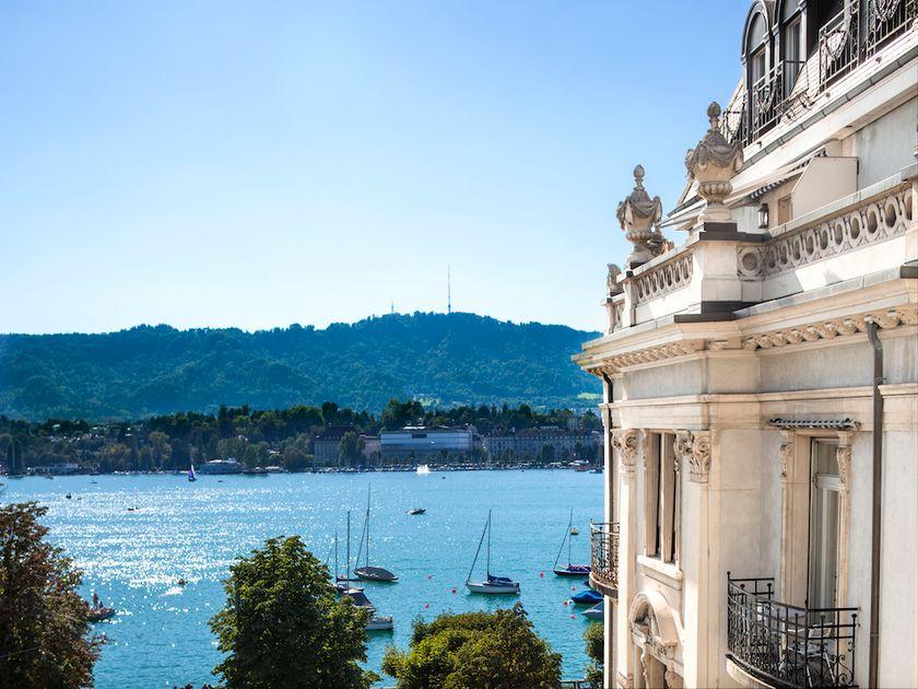 Hotel review: Waterside wonders at La Reserve Eden au Lac in Zurich | canada.com