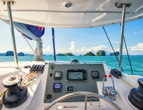Cruising along Thailand Waters Holds Unexpected Surprises | The Star